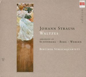 Johann Strauss JR Arranged By Berg Schoenberg &