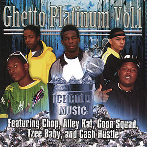 Ghetto Platinum, Vol.1