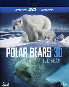 Polar Bears 3D: Ice Bear [Import]