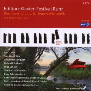 Ruhr Piano Festival: Beethoven & Contemporary /  Various