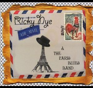 Ricky Nye & Paris Blues Band