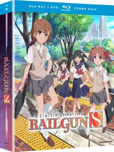 A Certain Scientific Railgun S: Season 2
