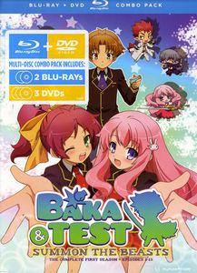 Baka and Test: Season One