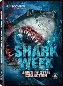 Shark Week: Jaws Of Steel Collection [Foil Embossed Special Packaging]