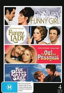 Hollywood Gold: Films of Barbra Streisand