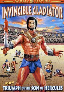 Gladiator Double Feature: Invincible Gladiator