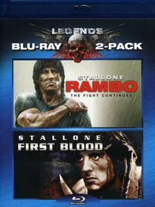 Rambo: Fist Blood & Rambo: The Fight Continues