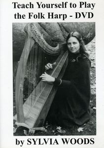 Teach Yourself To Play The Folk Harp [Instructional]