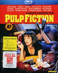 Pulp Fiction [WS] [Remastered]
