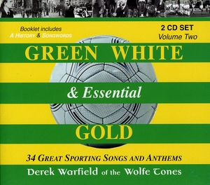 Green White & Essential Gold 2