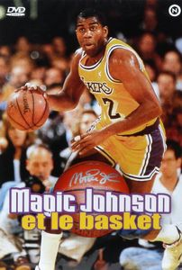 Magic Johnson Et Le Basket