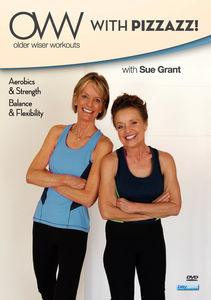 Older Wiser Workouts: With Pizzazz