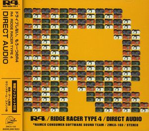 R4 Ridge Racer Type 4 (Original Soundtrack) [Import]