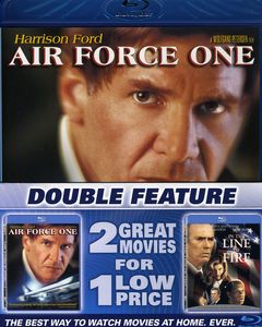 Air Force One/ In The Line Of Fire [2 Pack] [Back To Back]