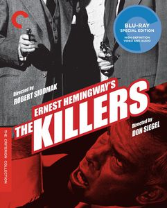 The Killers (1946) /  The Killers (1964) (Criterion Collection)