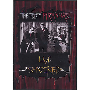 Shocked Live DVD