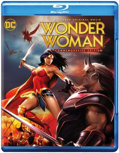 DCU: Wonder Woman - Commemorative Edition MFV