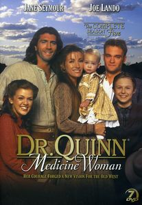 Dr Quinn Medicine Woman: The Complete Season Five