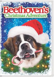 Beethoven's Christmas Adventure - New Artwork