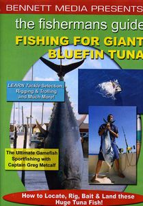 Fishing for Giant Bluefin Tuna-Classic Tuna Action