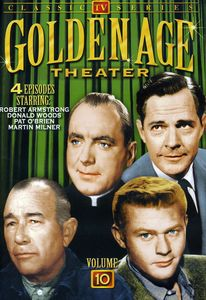 Golden Age Theater, Vol. 9 [Black and White]