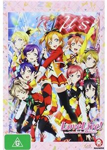 Love Live! The School Idol Movie [Import]