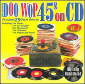 Doo Wop 45's on CD 7 /  Various