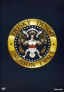 Frisky Dingo: Season Two