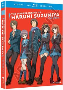 The Disappearance Of Haruhi Suzumiya: The Movie