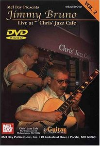 Jimmy Bruno: Live at Chris Jazz Cafe 2