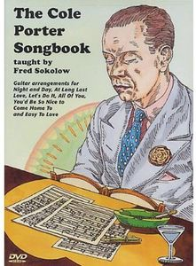 Cole Porter Songbook Guitar Arrangements