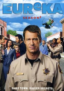 Eureka: Season Two [WS] [3 Discs] [Slim Pack] [Repackaged]