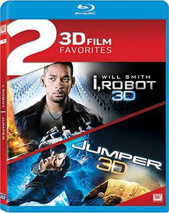 I Robot /  Jumper Double Feature