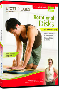 Stott Pilates: Rotational Disks