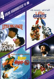 4 Film Favorites: Kids' Sports Collection