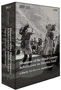Shamans of the Blind Country [5 DVD+2CD]