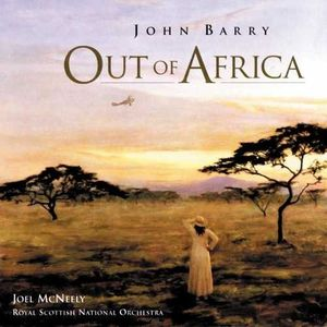Out of Africa (Original Soundtrack) [Import]