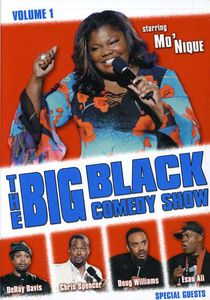 The Big Black Comedy Show: Volume 1