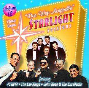 Doo Wop Acappella Starlight Sessions 12 /  Various