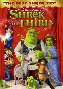Shrek The Third [Full Frame] [Checkpoint]