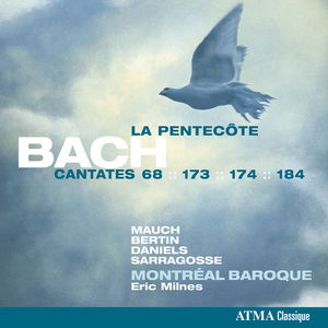 Bach: Cantatas For Pentecost - Bwn 68 173 174