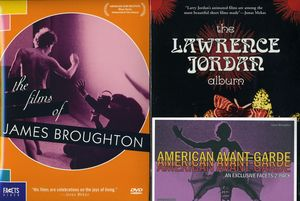 American Avant-Garde: The Lawrence Jordan Album/ The Films of JamesBroughton