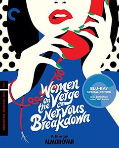 Criterion Collection: Women On The Verge Of A Nervous Breakdown