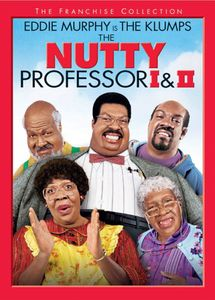 Nutty Professor 1 & 2