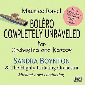 Bolero Completely Unraveled