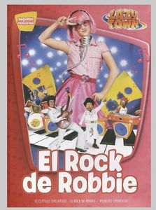 El Rock de Robbie-Lazy Town [Import]