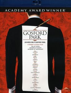 Gosford Park [WS] [Dubbed] [Import]