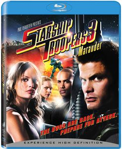 Starship Troopers 3: Marauder [Widescreen]