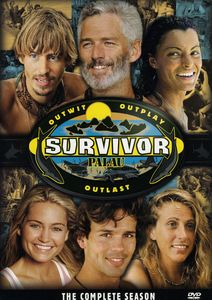 Survivor: Palau - The Complete Season