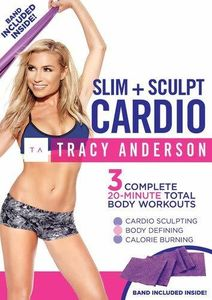 Slim & Sculpt Cardio W/  Band